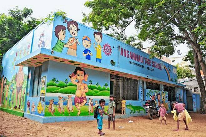 Recruitment 817 Anganwadi Worker and Anganwadi HelperPosts | 04th /08th/10th Pass Candidates can Apply